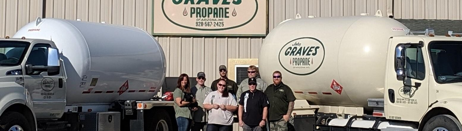 Our Camp Verde Propane Office and Staff