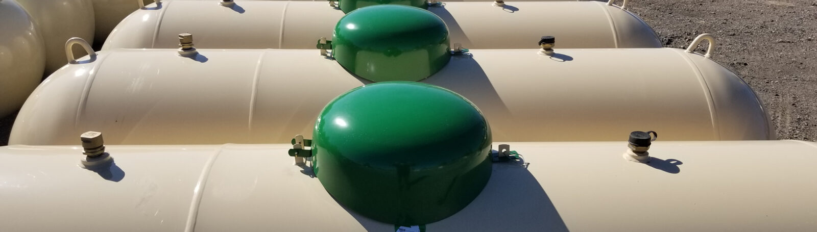 We have Propane Tanks of all Sizes for Rent - Tank Rentals